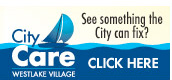 City Care - See something the City can fix - Click Here